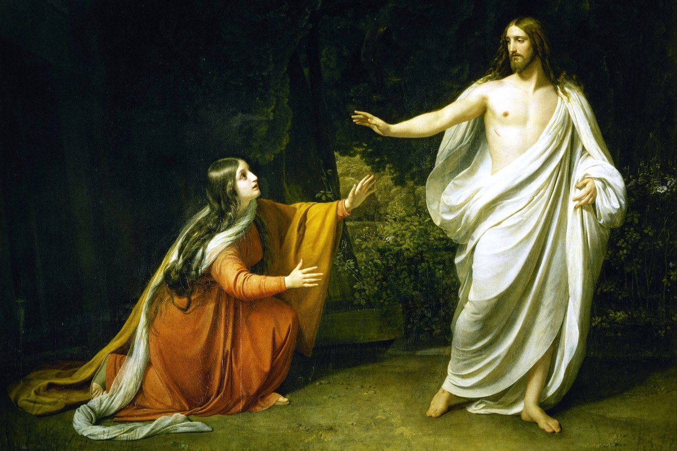 Christ's Appearance to Mary Magdalene