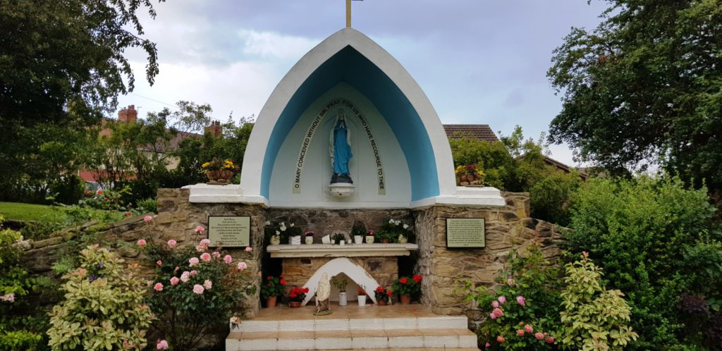our Lady's grotto