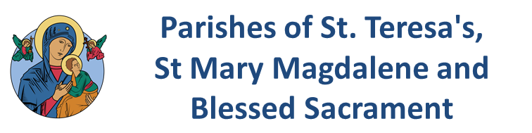 St. Teresa's Darton, St Mary Magdalene Cudworth and Blessed Sacrament Athersley