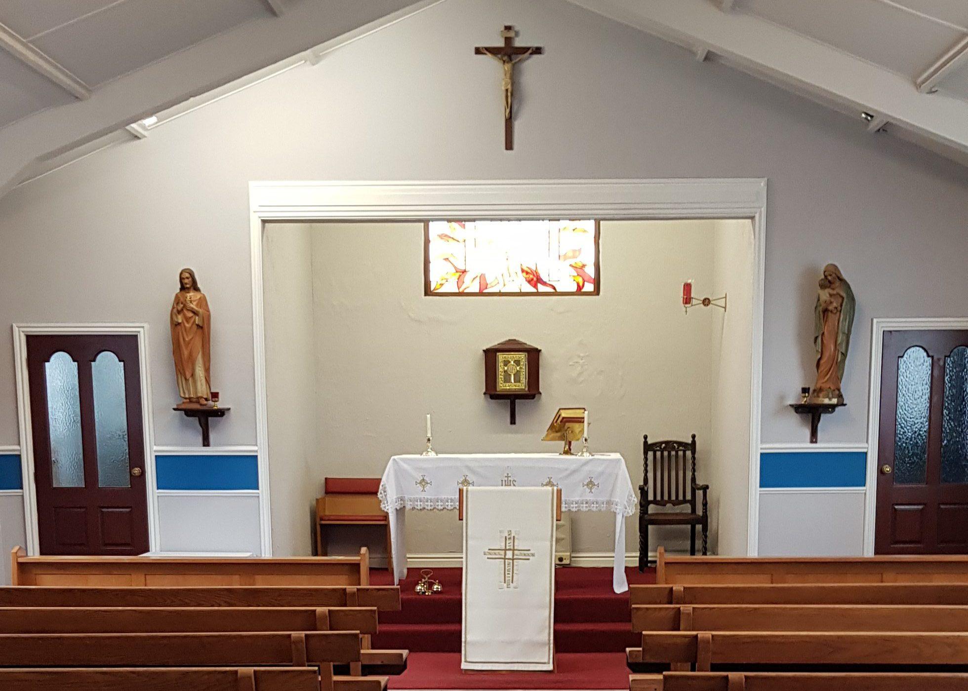 St Teresa's Darton